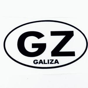 Autocolante GZ