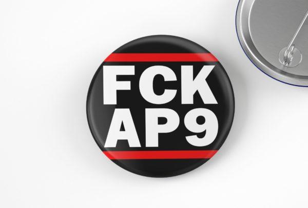 Crachá FCK AP9