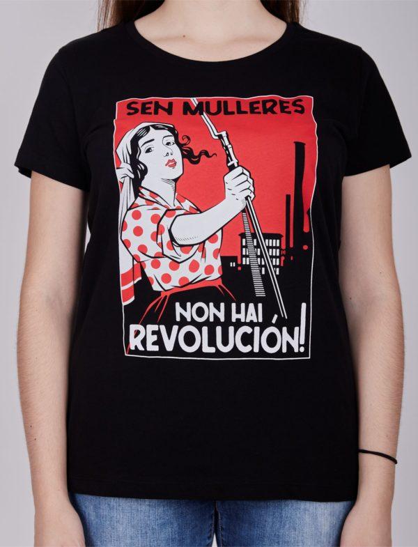 Sen Mulleres Non Hai Revolución