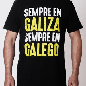Sempre En Galiza Sempre En Galego Negra