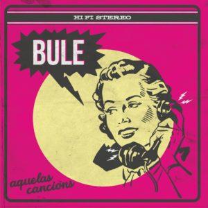 Bule - Aquelas Cancións capa