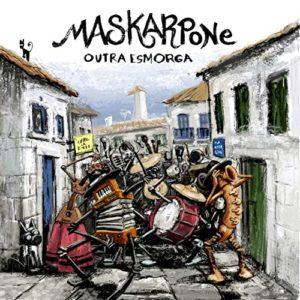 Maskarpone - Outra Esmorga Capa